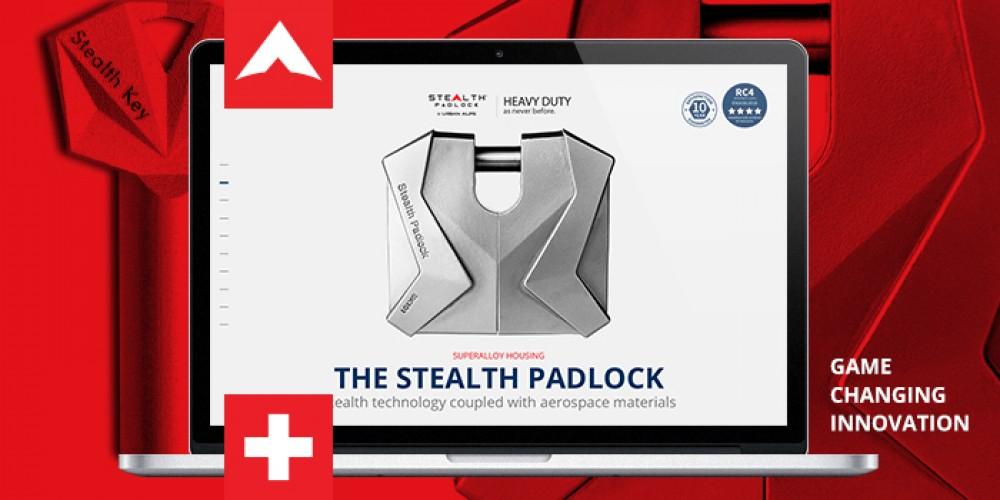 Stealth Padlock